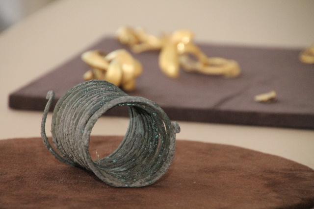 Gold aus der Bronzezeit