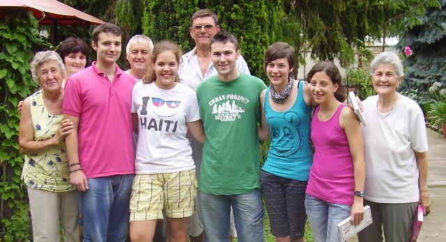 Parabutsch – négy nyelven a családi asztalnál